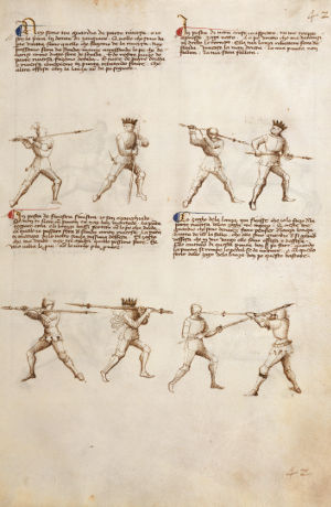 Pollarms - Spear & Poleaxe (lanze e azza)
